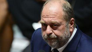 Eric Dupond-Moretti, ministre de la Justice, le 15 septembre 2020. (MARTIN BUREAU / AFP)