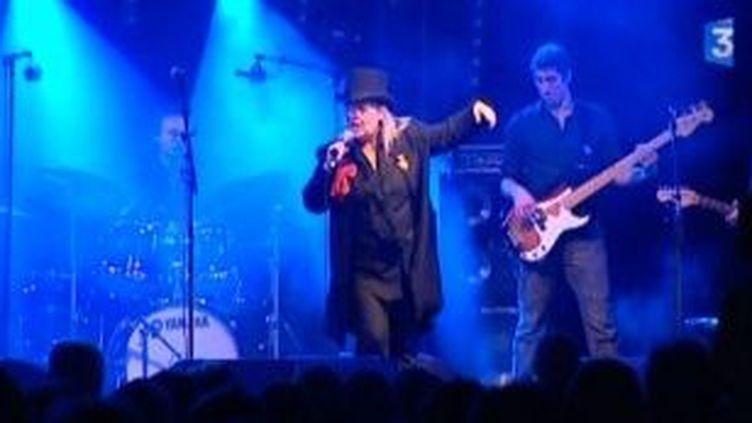 """Connie Lush et Ian Siegal enflamment le festival """"Jazz en liberté""""  (Culturebox)"""