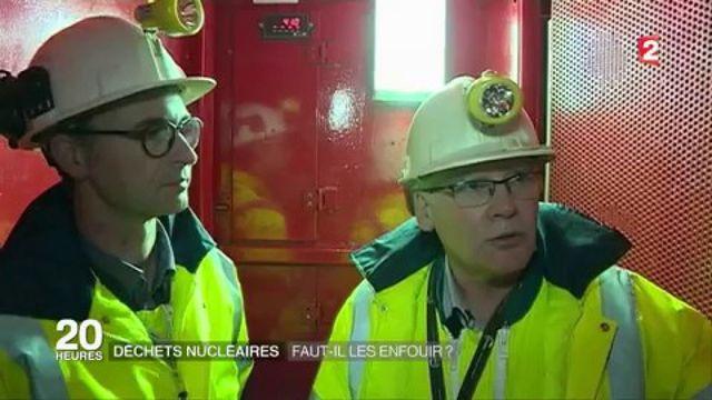Déchets radioactifs : une solution dans la Meuse ?