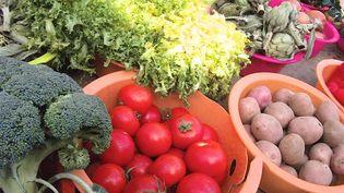 55% du bio est vendu en supermarché. (PATRICK LEFEVRE / BELGA MAG)
