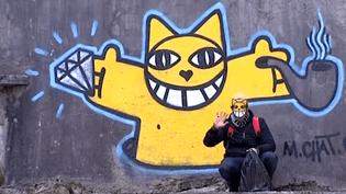 M. Chat made in Jura de Thomas Vuille est un joyeux farceur  (France3 / Culturebox)
