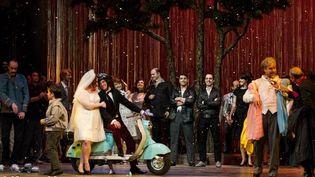 L'Italie des années 60 pour célébrer Donizetti  (Marc Nguyen)