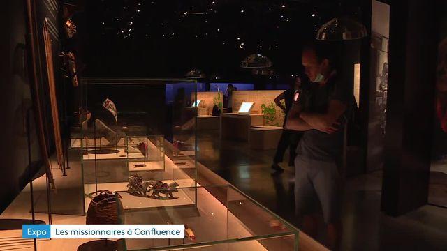 Expo missionnaires musée confluences Lyon