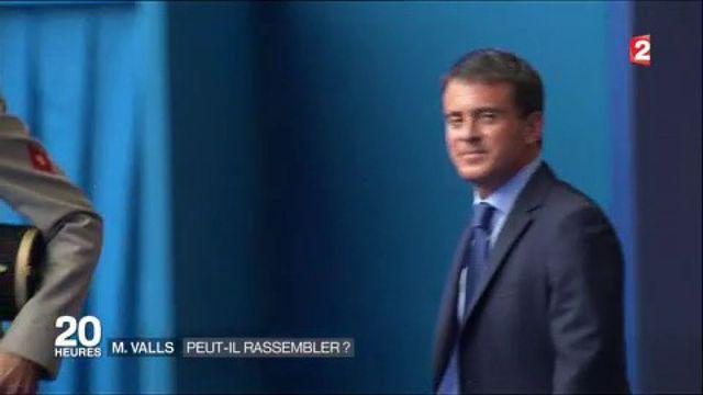 Manuel Valls : peut-il rassembler ?