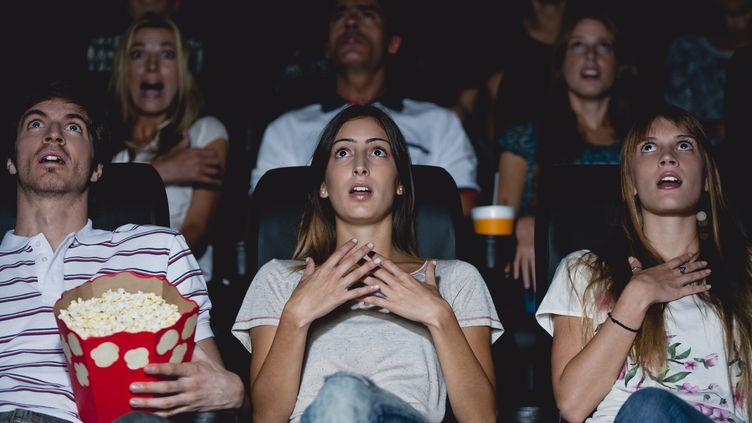 Les films d'horreur ont un impact sur le taux d'une protéine essentielle dans la coagulation du sang, selon une étudenéerlandaise. (ODILON DIMIER / ALTOPRESS / AFP)