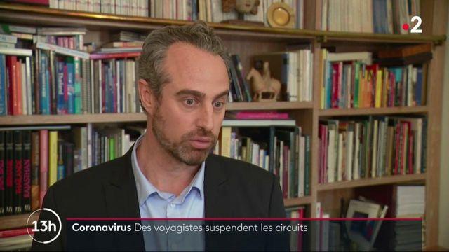 Coronavirus : les voyagistes suspendent les circuits en Chine