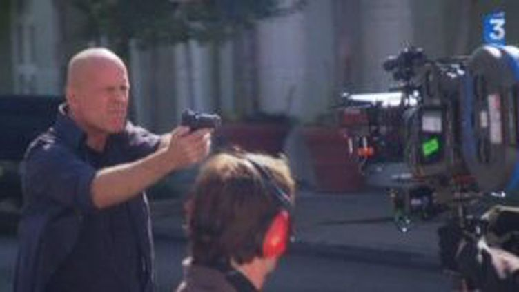 """Bruce Willis, Helen Mirren, Morgan Freeman et John Malkovitch : 4 stars à l'affiche de """"Red""""  (Culturebox)"""