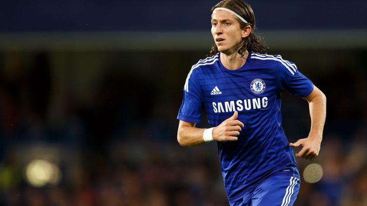 Filipe Luis n'aura joué qu'une saison sous les couleurs de Chelsea (  BEN QUEENBOROUGH / BACKPAGE IMAGES LTD)