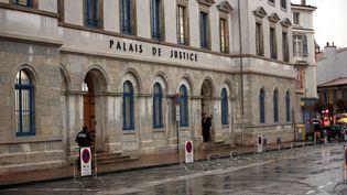 Le palais de justice de Valence, en octobre 2016. (FABRICE HEBRARD / MAXPPP)
