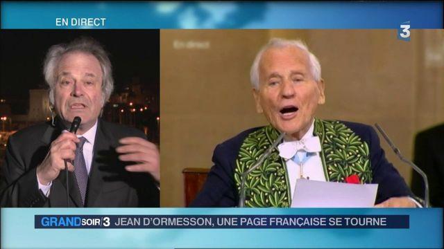 """""""Tout allait toujours bien"""" avec Jean d'Ormesso"""
