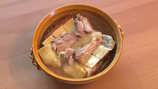 Et si vous tentiez la soupe... médiévale?