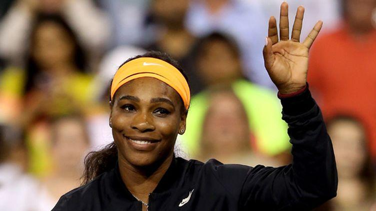 Serena Williams (MATTHEW STOCKMAN / GETTY IMAGES NORTH AMERICA)