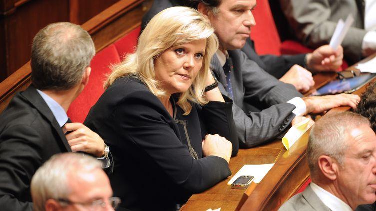La députée UMP Michèle Tabarot, rapporteuse du projet de loi, le 7 juin 2011. (MEHDI FEDOUACH / AFP)