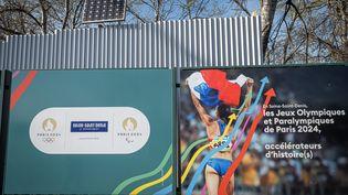 Les propos racistes et sexistes visaientnotamment la population de Seine-Saint-Denis où 80% des équipements pérennes des Jeux olympiques 2024 doivent être construits. (OLIVIER DONNARS / LE PICTORIUM / MAXPPP)