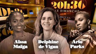 20H30 LE DIMANCHE / FRANCE 2 (CAPTURE ECRAN / 20H30 LE DIMANCHE / FRANCE 2)