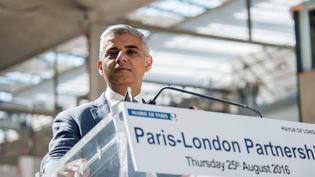 """Pour le maire de Londres, les femmes ont combattu """"pour choisir ce qu'elles font de leurs corps et ce qu'elles veulent porter"""" (MAXPPP)"""