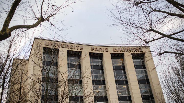Université Paris Dauphine (AURELIEN MORISSARD / MAXPPP)