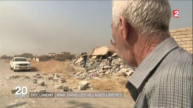 Irak : dans les villages libérés
