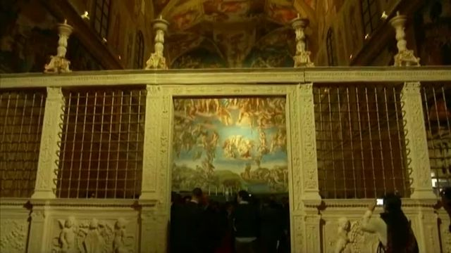 Mexico a inauguré, le 7 juin 2016, une reproduction de la chapelle Sixtine.