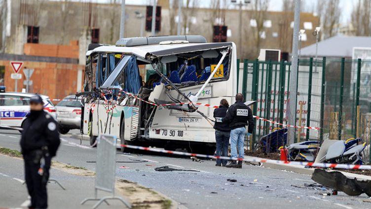 (L'accident, ici le 11 février, a tué six adolescents © MaxPPP)