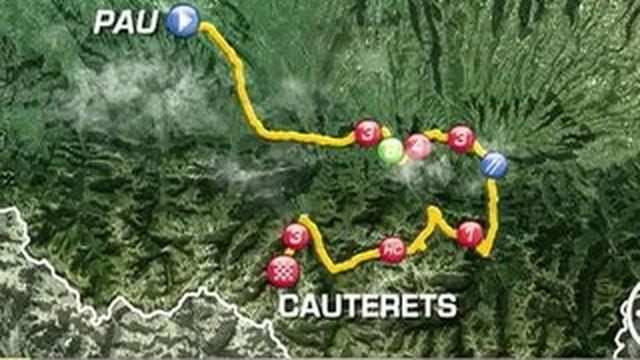 Tour de France : le col du Tourmalet au menu de la 11e étape