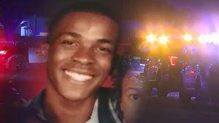 Stephon Clark, un jeune homme noir décédé après une bavure policière le 18 mars à Sacramento, en Californie (États-Unis). (FRANCE 3)
