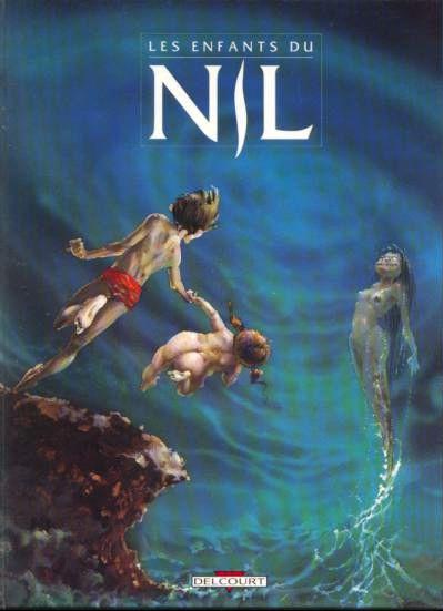 Les enfants du Nil, tome 1  (Delcourt)