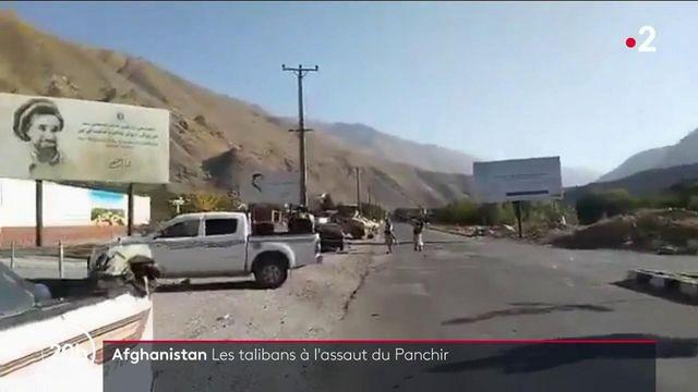 Afghanistan : la vallée de Panshir, dernier bastion de la résistance, aux mains des talibans
