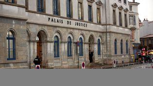 Le palais de justice de Valence, dans la Drôme, le 14 octobre 2016. (MAXPPP)