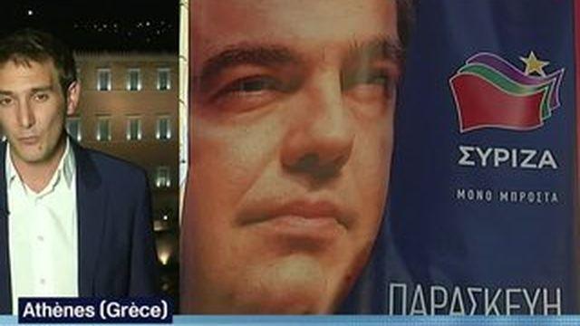 Grèce : l'abstention pourrait être le grand vainqueur des élections