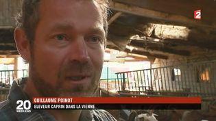 Agriculteurs : vivre avec moins de 350 euros par mois (FRANCE 2)
