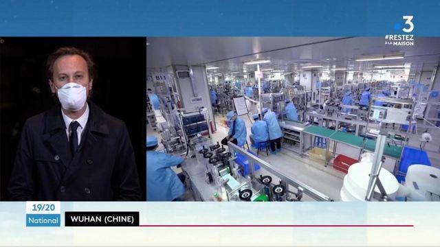 Coronavirus : la France passe une commande gigantesque à la Chine