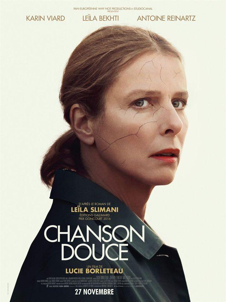 """L'affiche de """"Chanson douce"""" deLucie Borleteau. (STUDIOCANAL)"""