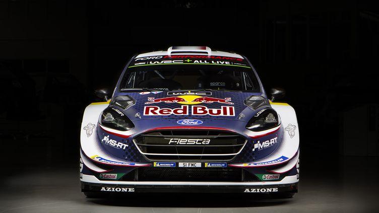 La Ford Fiesta RS, championne du monde en 2017, bénéficiera d'un soutien accru de Ford dans l'écurie M-Sport (PHIL GRAYSTON)