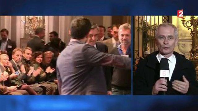 Affaire Fillon : nouvelle réaction du candidat