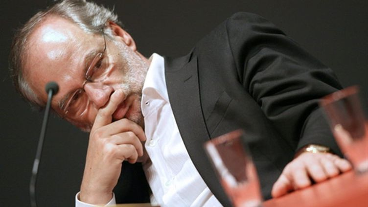 Laurent Joffrin, actuel président du directoire et directeur de la rédaction de Libération (AFP Thomas Bregardis)