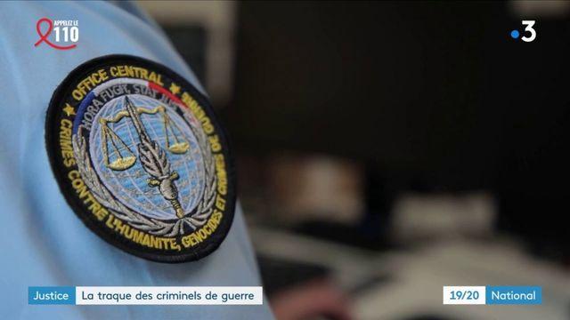 Justice : la difficile traque des criminels de guerre