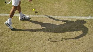 Lors d'un match de tennis à Wimbledon, le 1er juillet 2013. (GLYN KIRK / AFP)