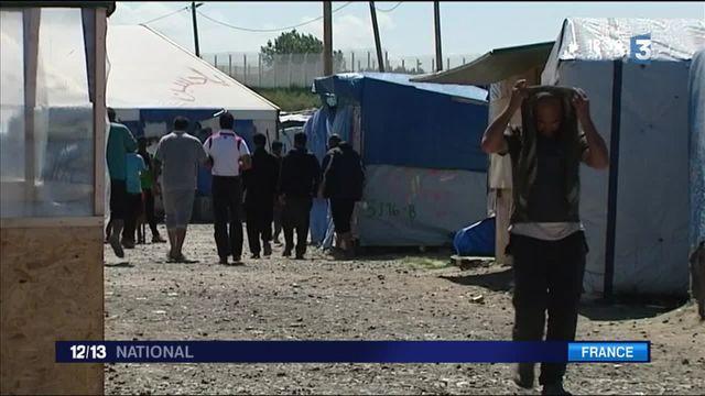 A Calais, forte hausse de l'arrivée des migrants, selon les associations
