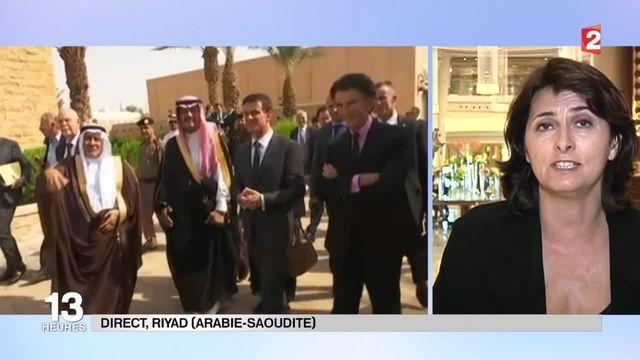 10 milliards d'euros de contrats entre la France et l'Arabie saoudite