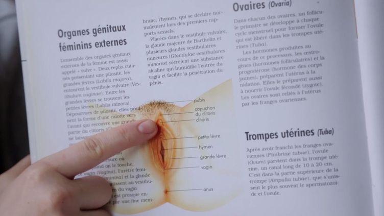 """""""Mon nom est clitoris"""" deDaphné Leblond et Lisa Billuart Monet. (Copyright MK2)"""