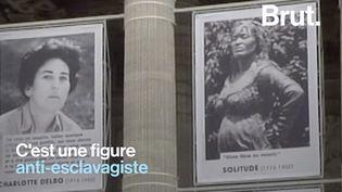 """VIDEO. Connaissez vous la """"mulâtresse"""" Solitude, ancienne esclave en Guadeloupe ? (BRUT)"""