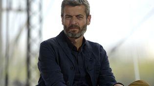 Jean-François Julliard, directeur général de Greenpeace, le 27 août 2020. (ERIC PIERMONT / AFP)