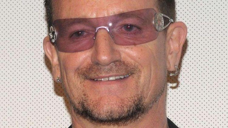 Bono, chanteur de U2.  (ADMEDIA/SIPA)