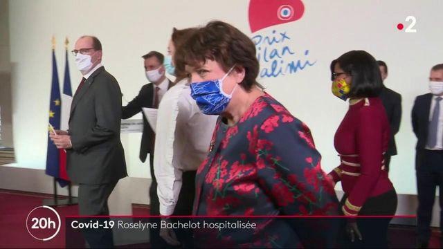 Covid-19 : Roselyne Bachelot hospitalisée mais dans un état stable