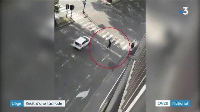 Attaque à Liège : récit d'une fusillade