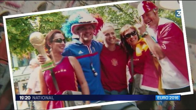 Euro 2016 : supporter, une véritable tradition