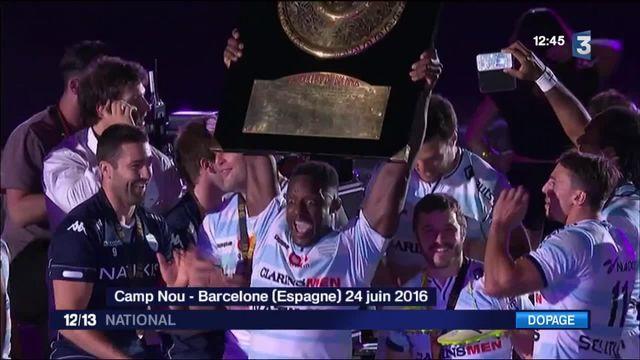 Rugby : soupçons de dopage au Racing 92
