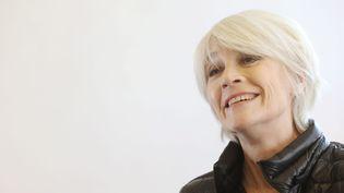 Françoise Hardy en 2016  (OLIVIER LEJEUNE/PHOTOPQR/LE PARISIEN/MAXPPP)