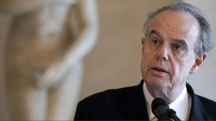 Le ministre de la Culture Frédéric Mitterrand  (FRANCOIS GUILLOT/AFP)